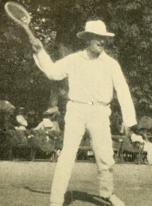 Wilberforce Eaves one of the pioneers