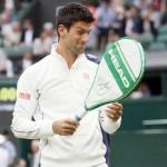 4 time champion Novak Djokovic